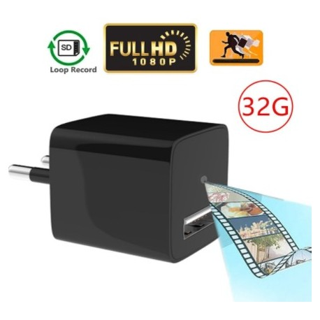 usb charger wifi hidden spy camera 1080p best quality