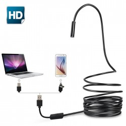 Endoscope External Camera For Phones And Tablets